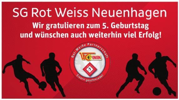 SG Rot Weiss Neuenhagen