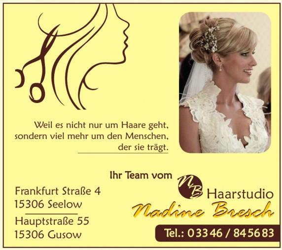 Haarstudio Nadine Bresch