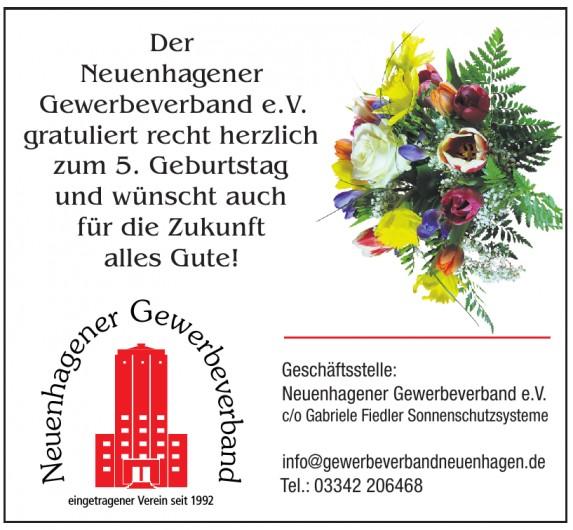 Neuenhagener Gewerbeverband e.V.