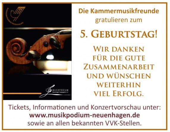 Die Kammermusikfreunde
