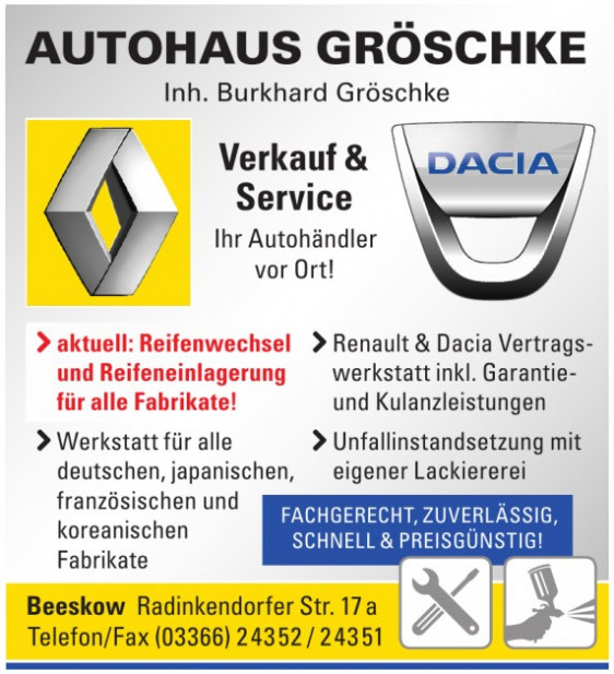 Autohaus Gröschke