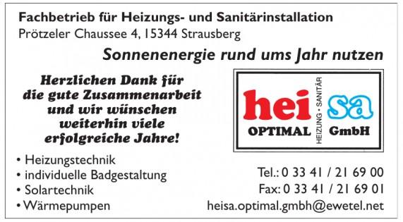 HeiSa Optimal GmbH