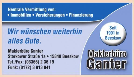 Maklerbüro Ganter