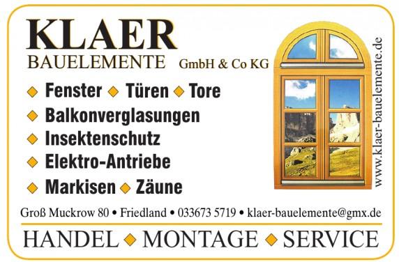 Klaer Bauelemente GmbH & Co. KG