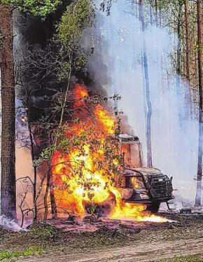 335 Einsätze verzeichnet die Feuerwehr für 2017.