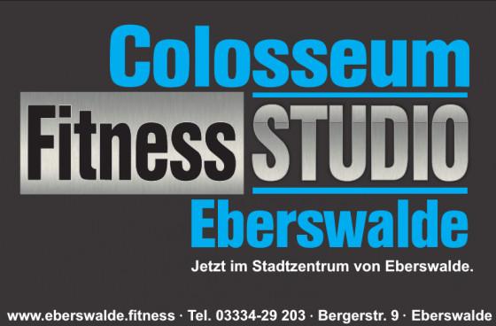Colosseum Fitness Studio Eberswalde