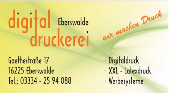 Digital Druckerei Eberswalde