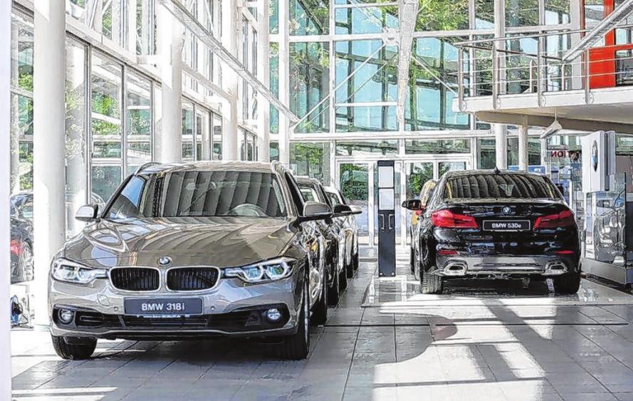Die Eberswalder Niederlassung von Autohaus Skjellet GmbH hat in den vergangenen Jahren eine beachtliche Entwicklung durchlaufen. Foto: Autohaus Skjellet GmbH